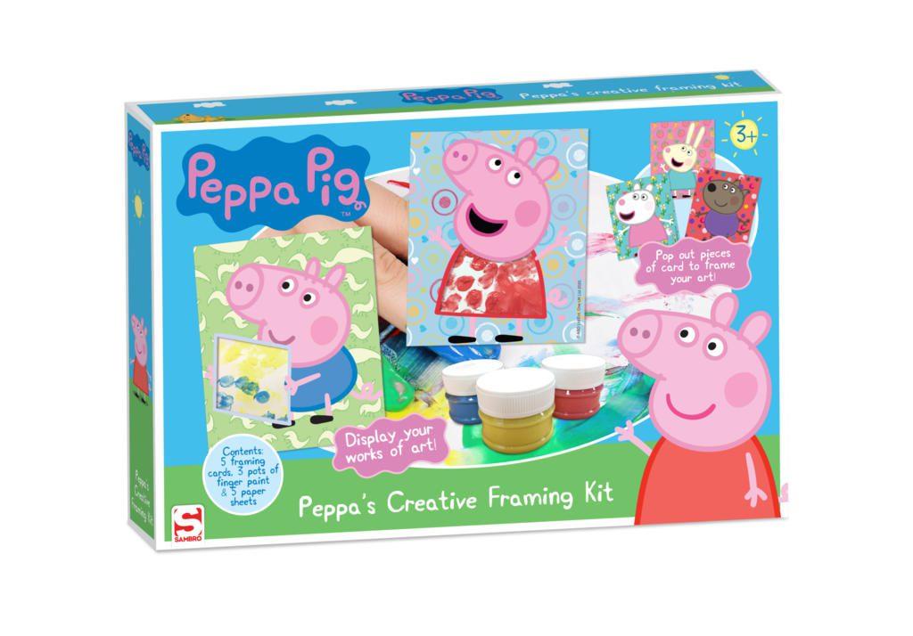 Peppa Pig Arts & Craft